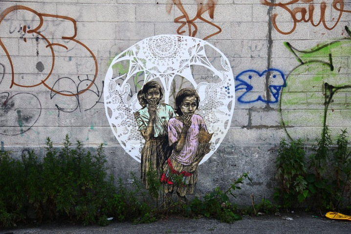 By Swoon