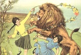 Narnia through the Ages: 'The Lion, the Witch and the Wardrobe' covers