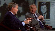 Fifty years after JFK's death, MacNeil and Lehrer assess conspiracy theories