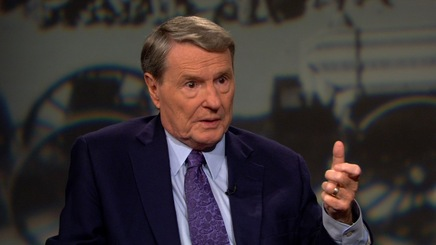 Jim Lehrer recounts when he heard Kennedy had been shot
