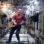 Astronaut Hadfield shares 'unbeatable point of inspiration' he found in space