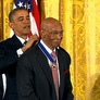 President Obama honors achievements of 16 Americans with Medal of Freedom
