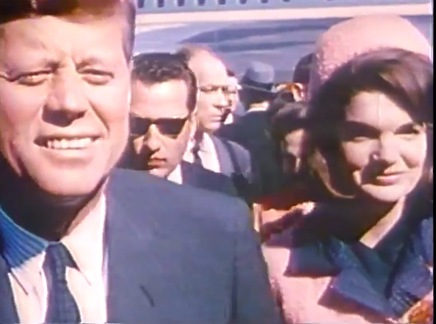 MacNeil and Lehrer remember the shock, special sorrow of JFK's assassination