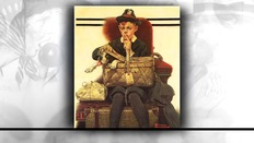 How Norman Rockwell held a mirror up to American ambitions and common values