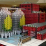 An architectural twist on ordinary food drives with 'Canstruction'