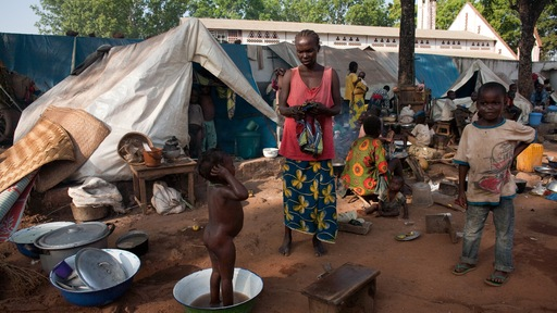 Malnutrition, infection rife in Central African Republic as violence escalates
