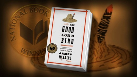 James McBride's 'The Good Lord Bird' offers 'room to laugh' at difficult history