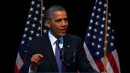 Obama says income inequality is defining challenge for U.S.