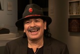 Carlos Santana remembers Nelson Mandela as a 'supreme warrior'
