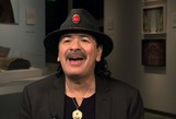 Carlos Santana on the conviction and charisma that inspired his rock career