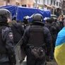As anti-government voices grow in Kiev, police begin cracking down on protests