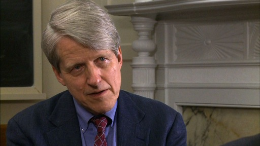 Nobel economist Robert Shiller on how the stock market reflects psychology