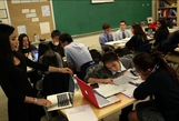 How 'flipped classrooms' are turning the traditional school day upside down