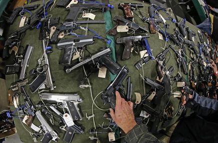 Can the U.S. find consensus in better mental health access to curb gun violence?