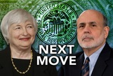 Not Whether to Taper, but How: Does the Fed Worry More About Stocks or Housing?