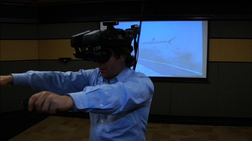 Tricking the brain with transformative virtual reality