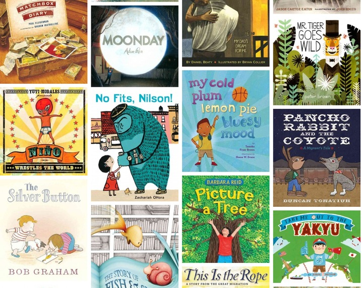 NYPL children's book list 2013