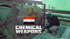 Ongoing conflict slows chemical weapons shipments out of Syria