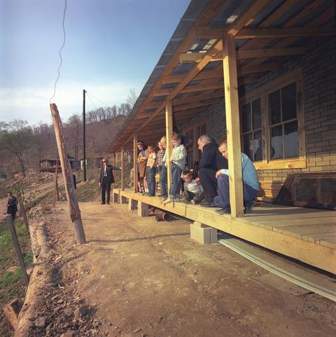 LBJ in Appalachia -- War on Poverty