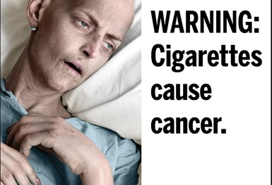 A discussion of tobacco advertising and its dangerous effects on young people