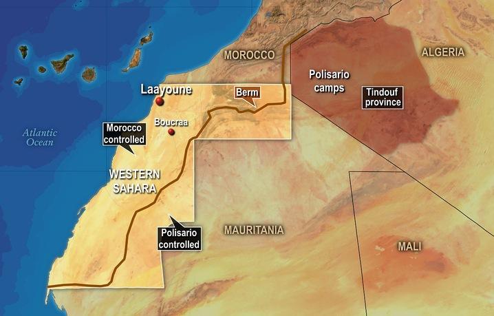 مراجع حول نزاع الصحراء الغربية